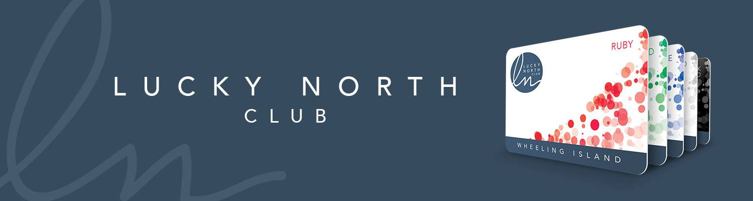 Lucky North Club Player Rewards