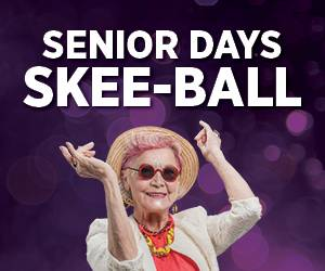 Senior Days Skee-Ball