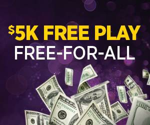 $5k Free Play Free-For-All