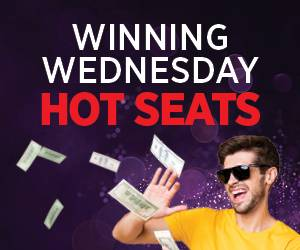 Winning Wednesday Hot Seats