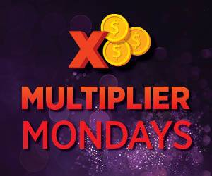X Multiplier Mondays | Casino Promotion | Wheeling Island