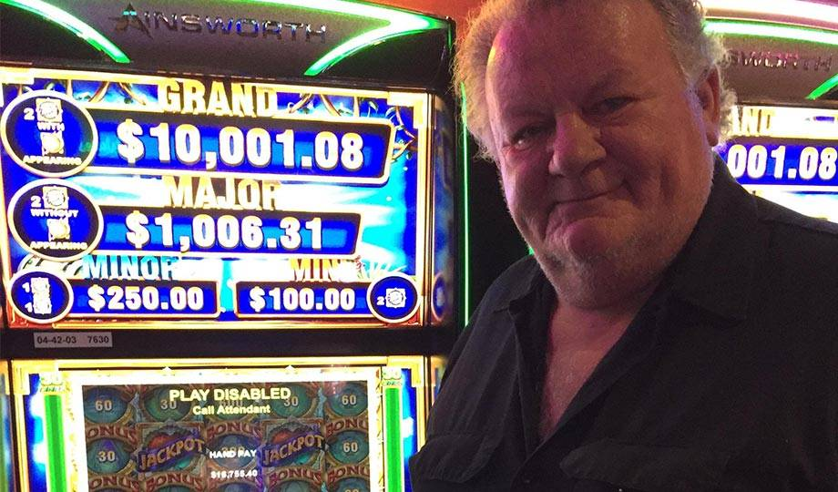 Wheeling Feeling Gaming Slot Machines Winner