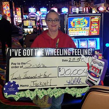 I've Got The Wheeling Feeling Gaming Winner
